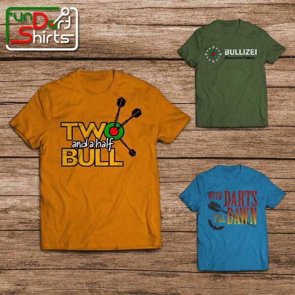 Color Fun Dart Shirts