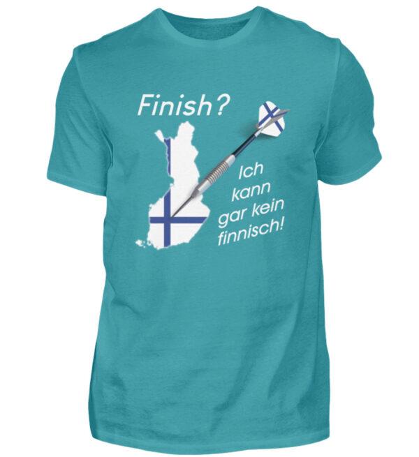 Ich kann gar kein finnisch - Herren Shirt-1242