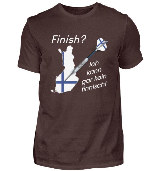 Ich kann gar kein finnisch - Herren Shirt-1074
