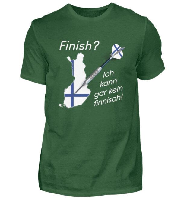 Ich kann gar kein finnisch - Herren Shirt-833