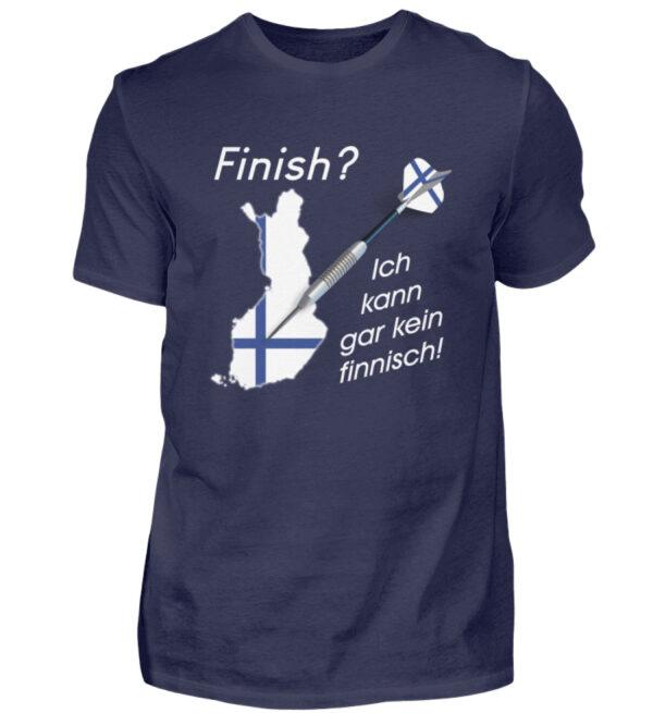 Ich kann gar kein finnisch - Herren Shirt-198