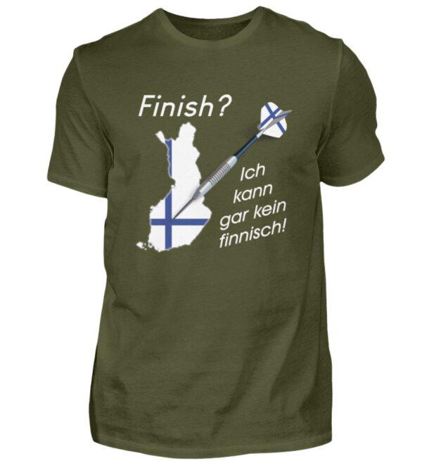 Ich kann gar kein finnisch - Herren Shirt-1109
