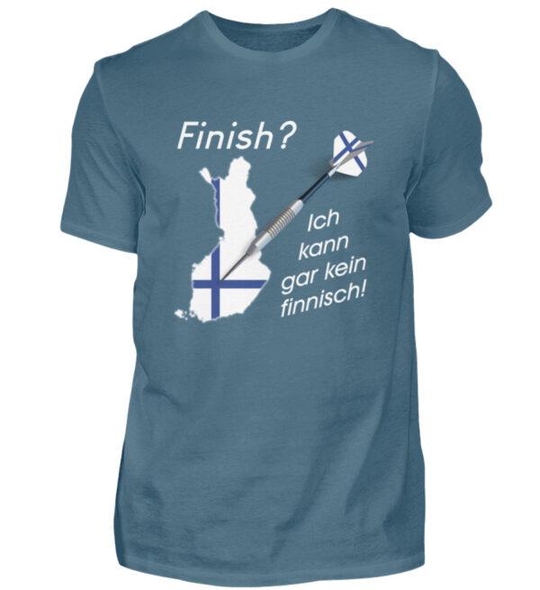 Ich kann gar kein finnisch - Herren Shirt-1230
