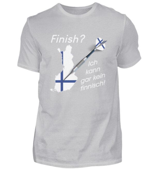 Ich kann gar kein finnisch - Herren Shirt-17