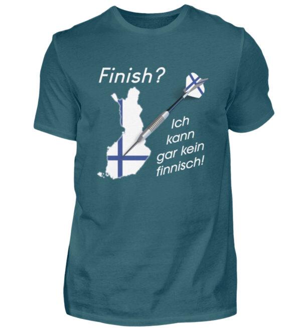 Ich kann gar kein finnisch - Herren Shirt-1096