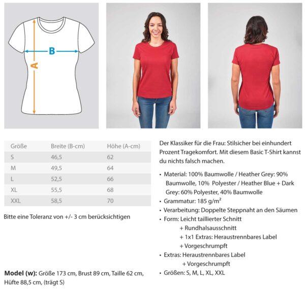 Retro Darts White  - Damenshirt
