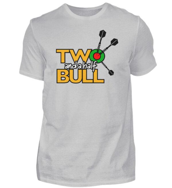 Two and a half Bull - Herren Shirt-1157
