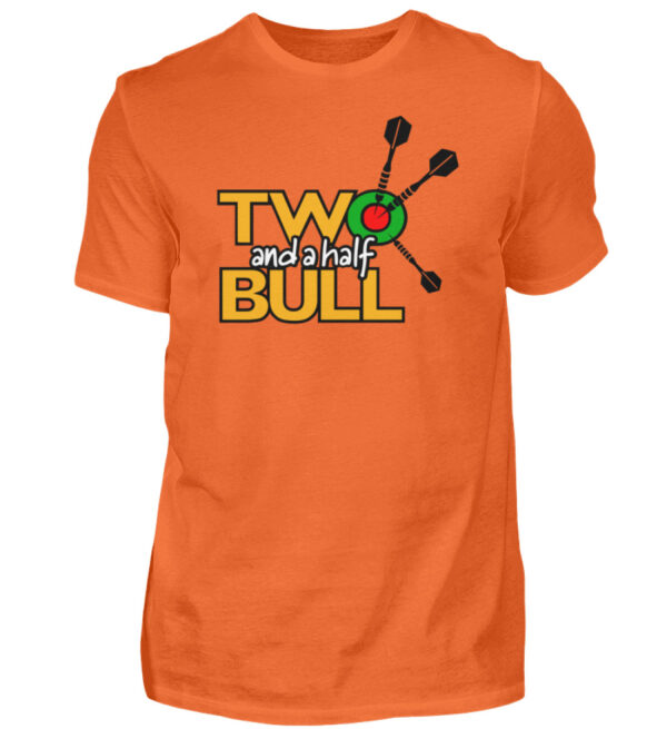 Two and a half Bull - Herren Shirt-1692