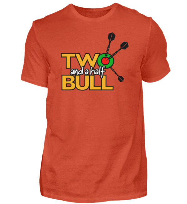 Two and a half Bull - Herren Shirt-1236