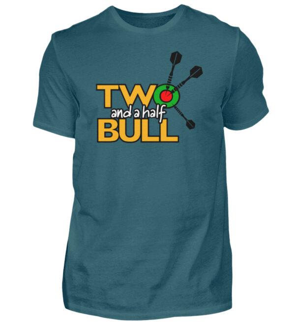 Two and a half Bull - Herren Shirt-1096