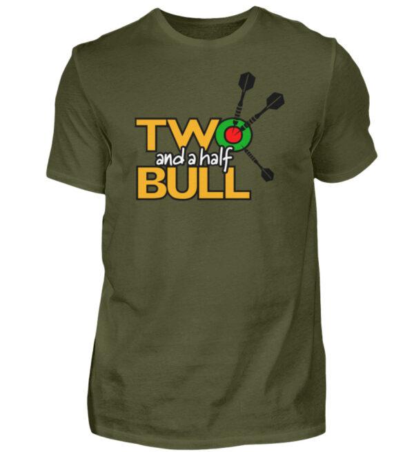 Two and a half Bull - Herren Shirt-1109