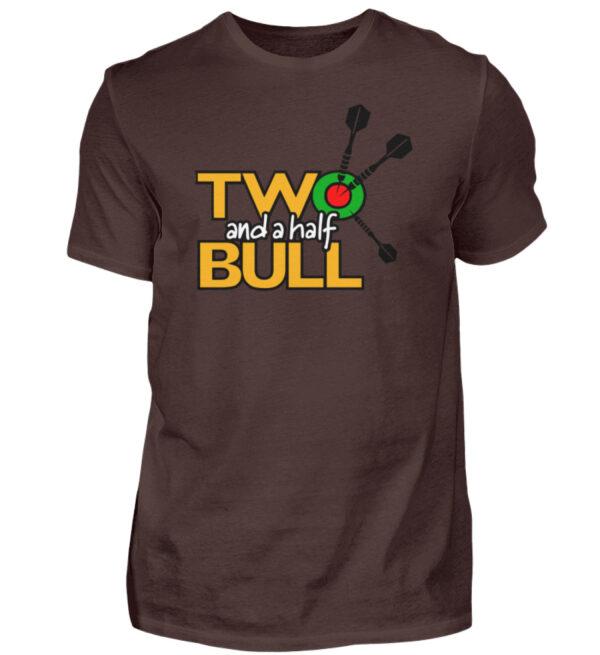 Two and a half Bull - Herren Shirt-1074