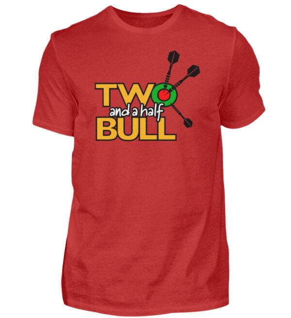 Two and a half Bull - Herren Shirt-4
