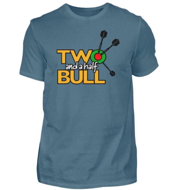 Two and a half Bull - Herren Shirt-1230