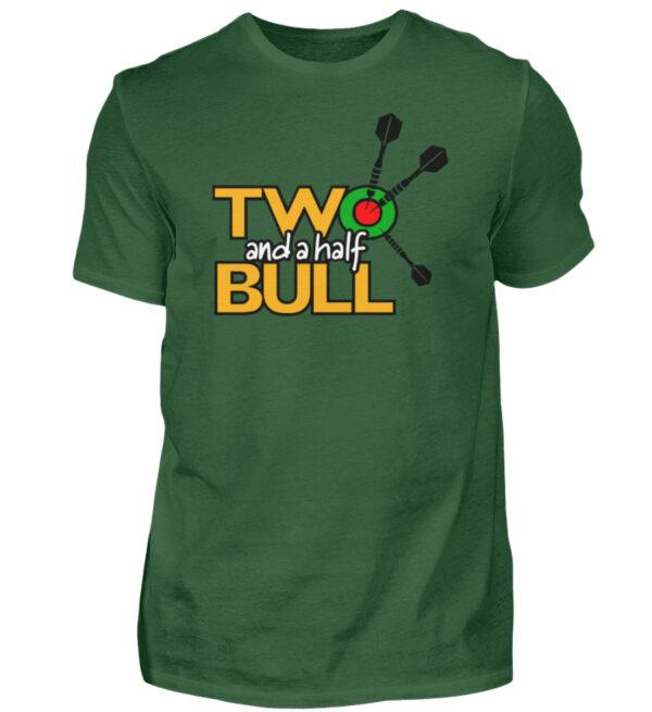 Two and a half Bull - Herren Shirt-833