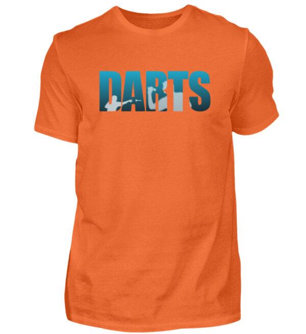 Darts - Blue - Herren Shirt-1692