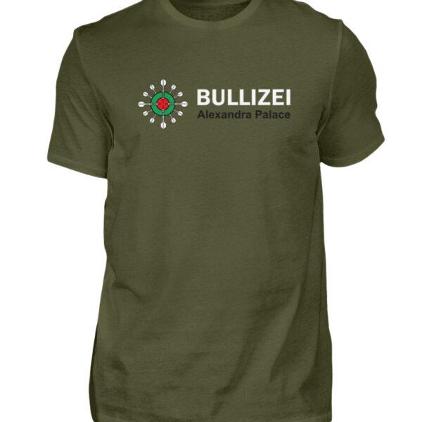 Bullizei - White - Herren Shirt-1109