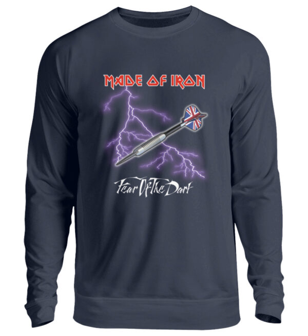 Fear of the Dart - Unisex Pullover-1698