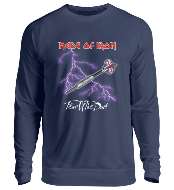 Fear of the Dart - Unisex Pullover-1676