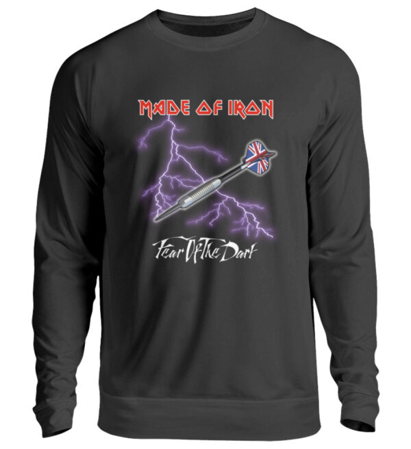 Fear of the Dart - Unisex Pullover-1624