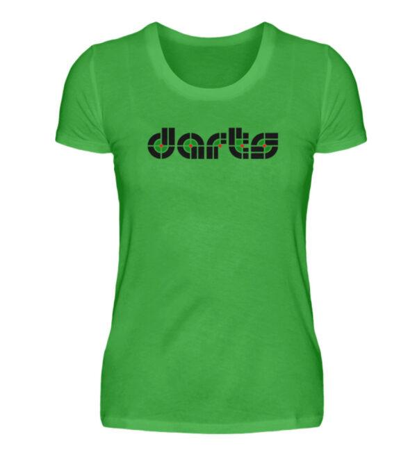 Retro Darts - Damenshirt-2468