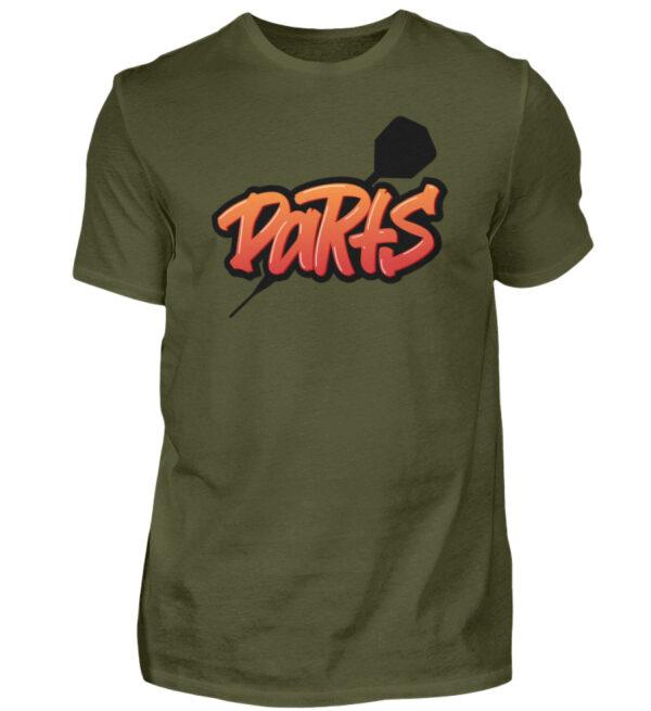 Graffiti Darts - Herren Shirt-1109