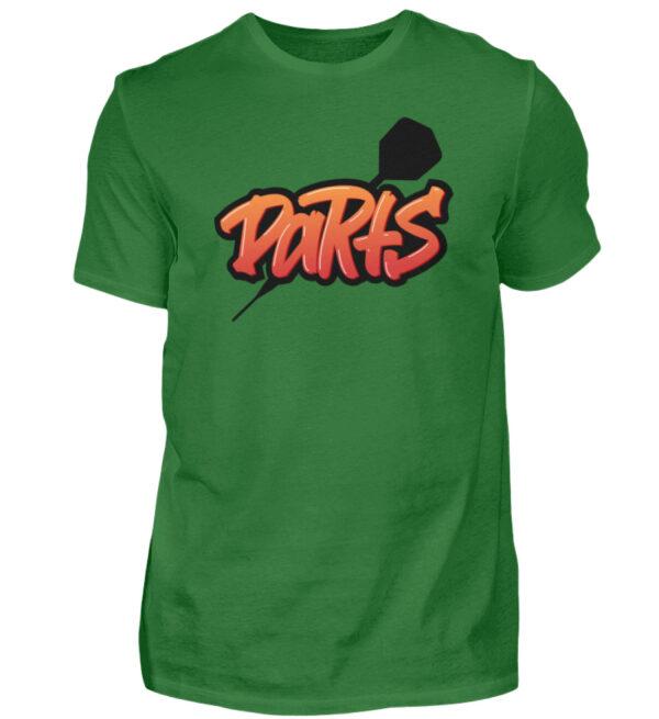Graffiti Darts - Herren Shirt-718