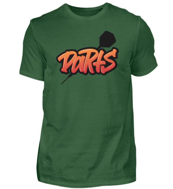 Graffiti Darts - Herren Shirt-833