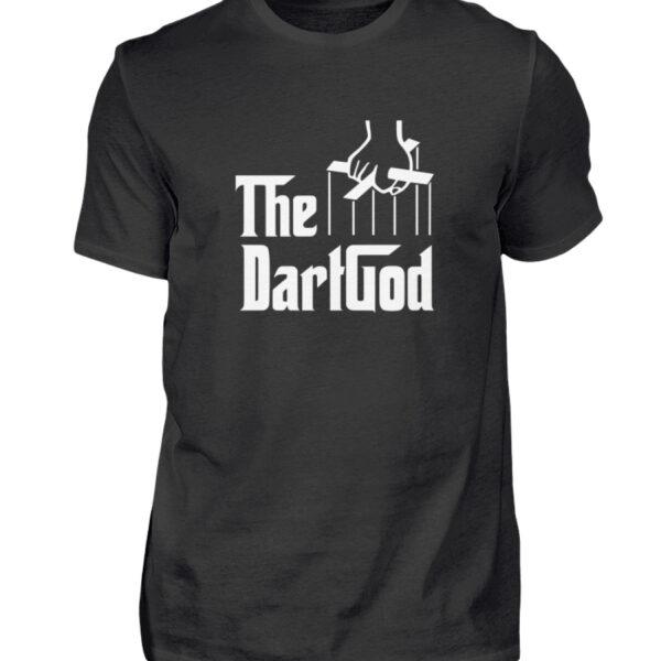 The Dart God - BlackEdition - Herren Shirt-16