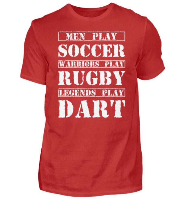 Legends play dart - Herren Shirt-4