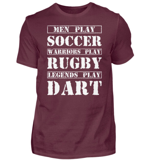 Legends play dart - Herren Shirt-839