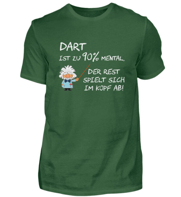 Mental-Dart - Herren Shirt-833