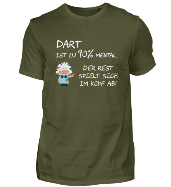 Mental-Dart - Herren Shirt-1109